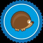 igel-badge
