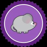 maus-badge