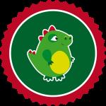 drache-badge