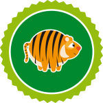 tiger-badge