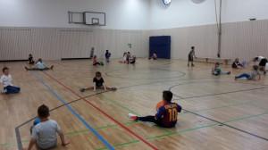 Sportunterricht 1A